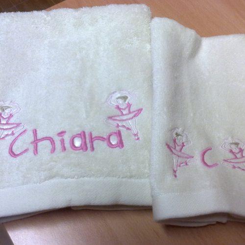 Asciugamani personalizzati Fomac Baby